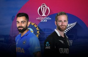 India vs New Zealand ICC Cricket World Cup 2019 Match