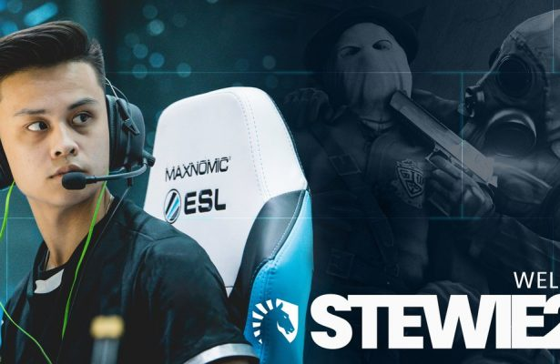 Team Liquid's Stewie2k