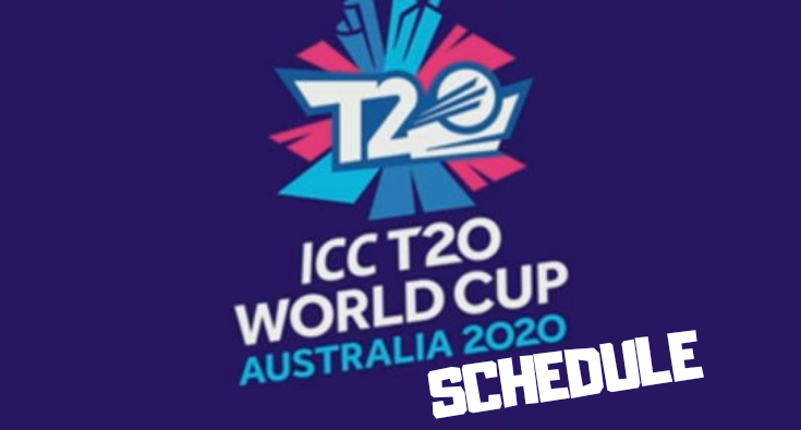 ICC T20 World Cup 2020 Schedule, Dates, Matches, Time Table & Venue