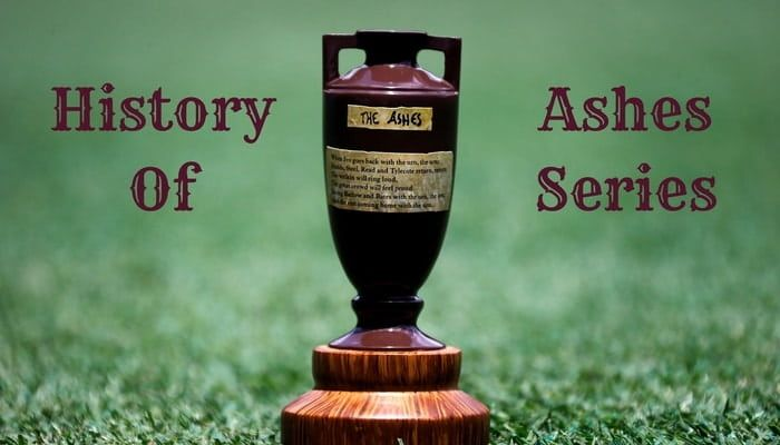 Ashes Series History