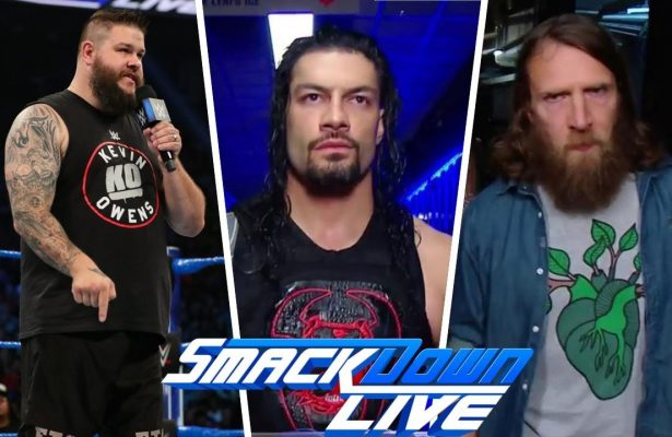 WWE SmackDown August 13 2019