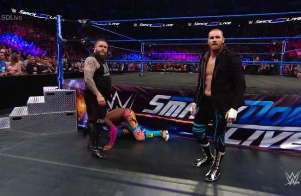 WWE SmackDown Results 2019