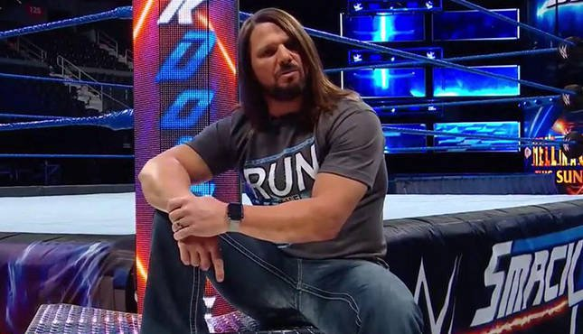 Clash of Champions 2019: 5 Probable Opponents for AJ Styles