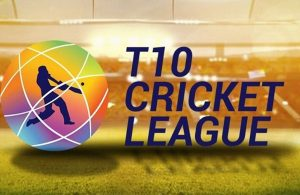 T10 League 2019 Points Table and Team Standings