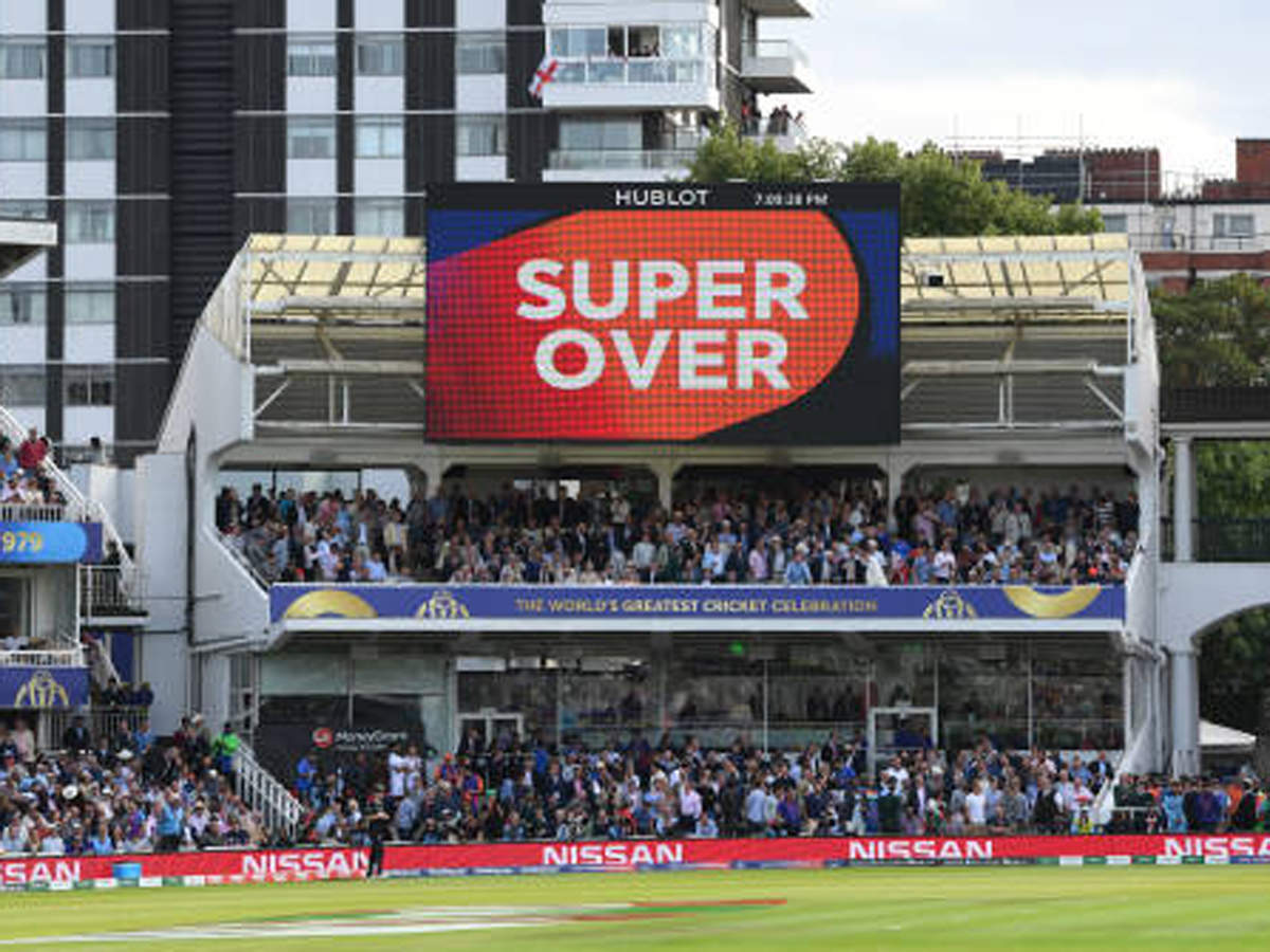 BBL 2019: Cricket Australia Changes Super over Rule after World Cup Final controversy