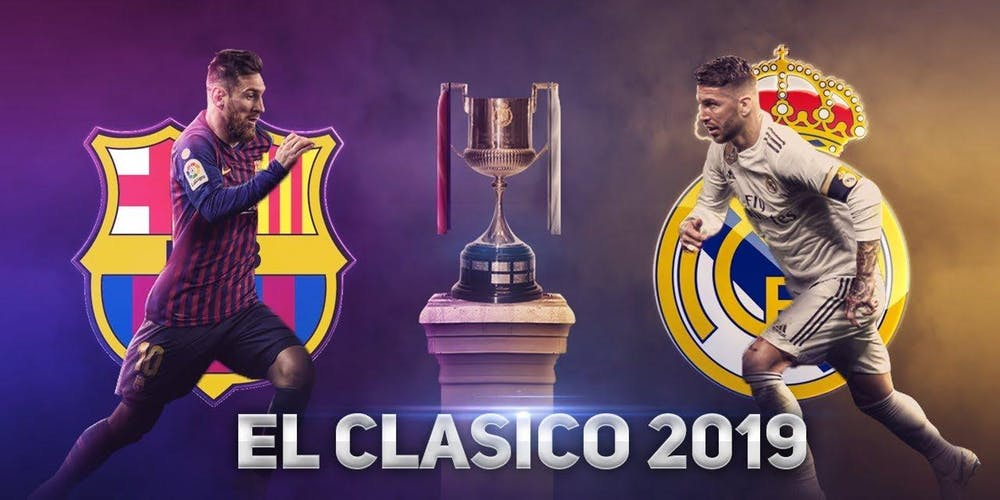 El Clasico 2019: Barcelona and Real Madrid agree for 18 December 2019