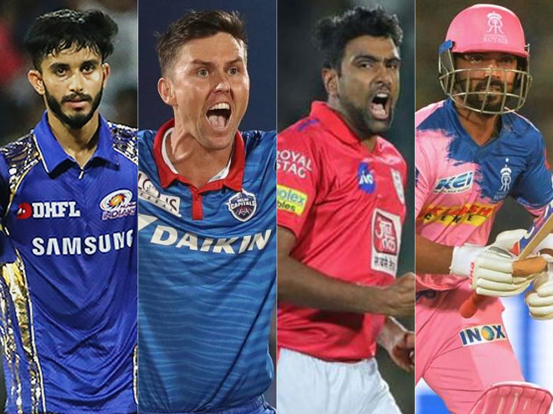 IPL Auction 2020: Full list of traded players ahead of IPL 2020 by franchises
