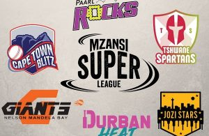 Mzansi Super League 2019 Teams and Players