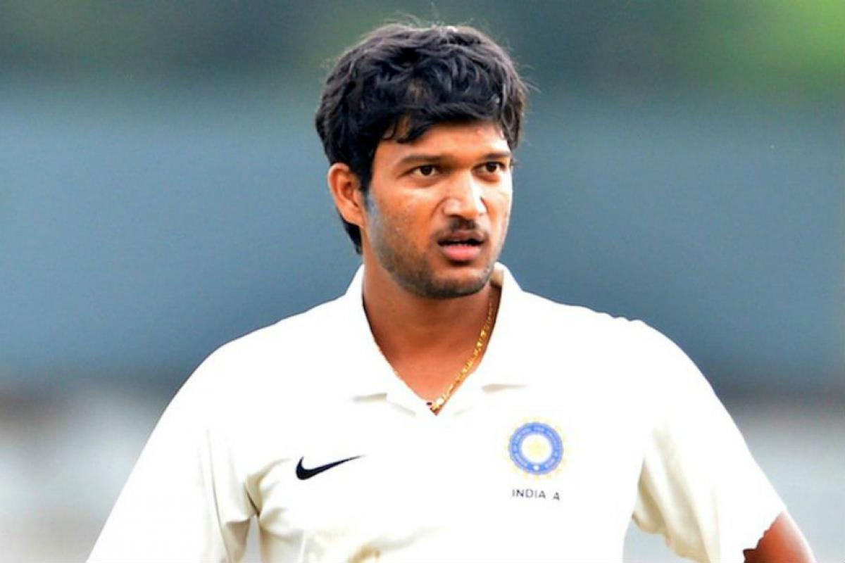 Jalaj Saxena Indian Domestic Cricketer