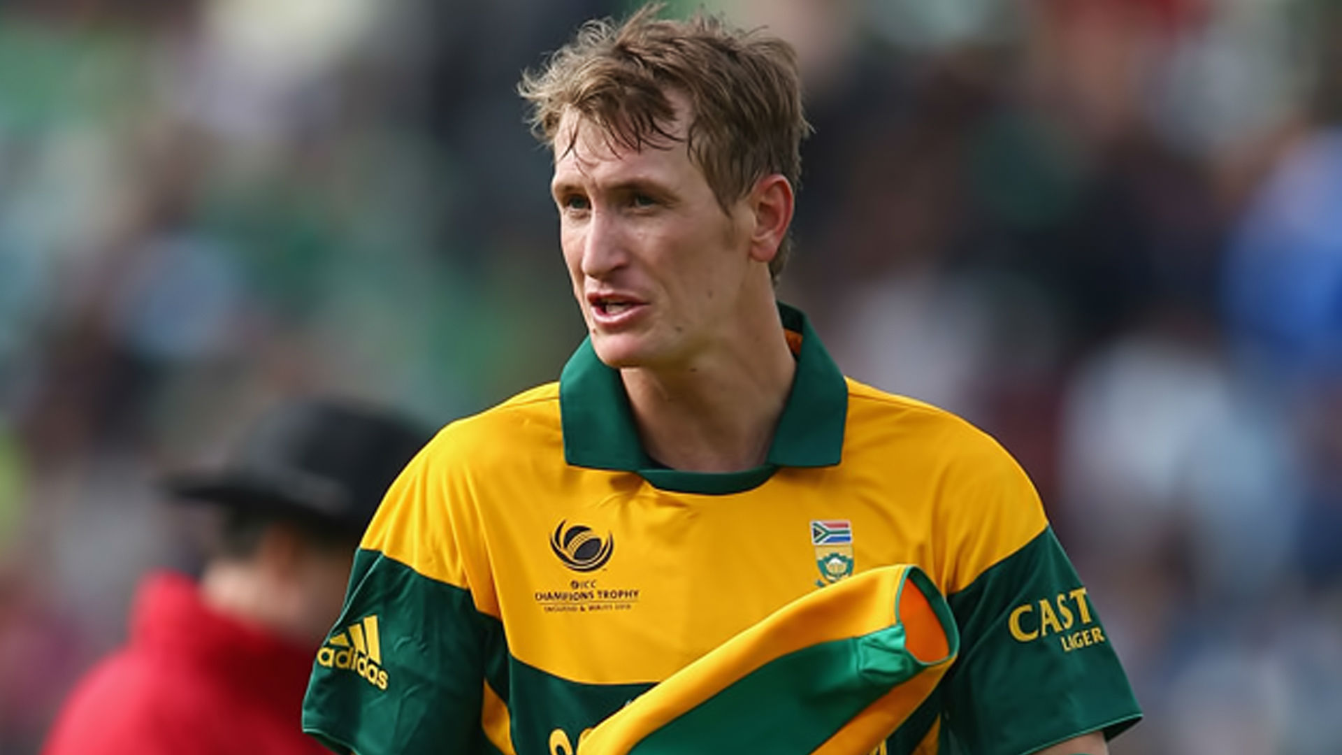 Chris Morris South African All Rounder
