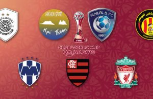 FIFA Club World Cup 2019 Teams, Squad and Players List