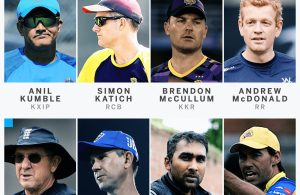IPL 2020 Coaches | List of Indian Premier League Coaches & Support Staff