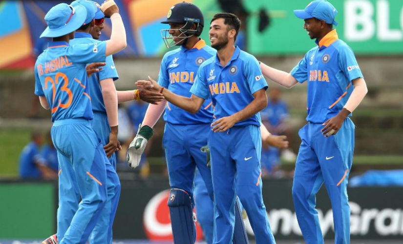 India Reached Semi Finals of U-19 World Cup 2020 after defeating Australia