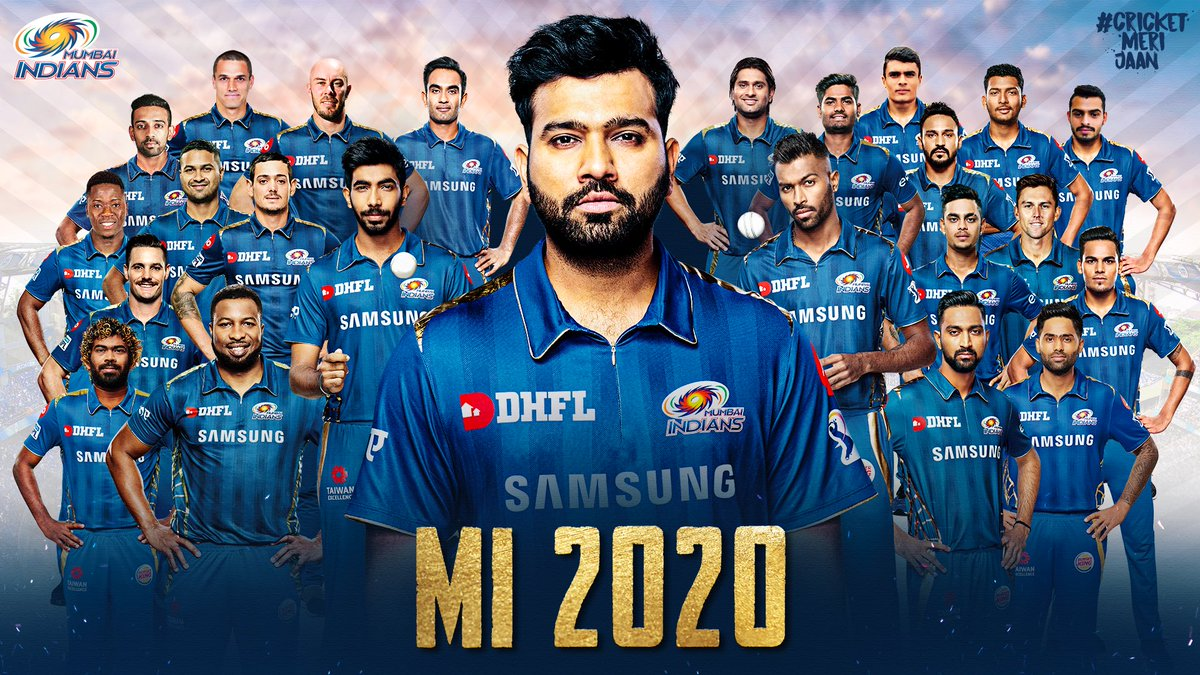 IPL 2020: Mumbai Indians (MI) Predicted Playing XI in IPL 13