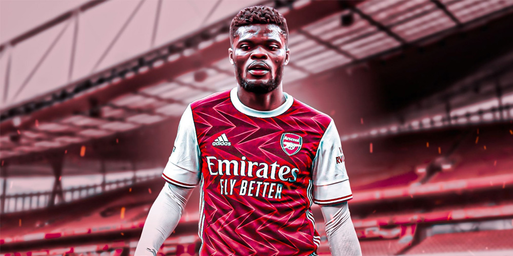 Arsenal's Partey eager to shine for Ghana in friendly ...
