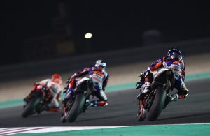 Barwa Grand Prix Racing in Qatar