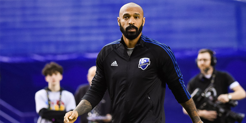 'It's not a safe place': Thierry Henry quits social media, hoping to inspire others to stand up to online abuse