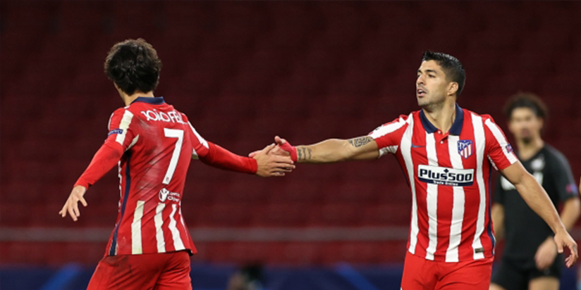 Simeone confident Suarez and Felix can unlock Chelsea