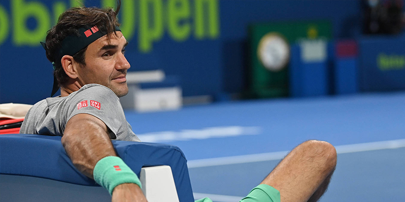 Roger Federer withdraws from upcoming tournament after making his tennis return