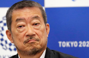 Tokyo Olympics ceremonies chief quits over pig insult to female comedian
