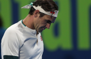Roger Federer loses tight encounter to Nikoloz Basilasvhili