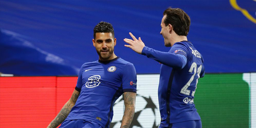 Chelsea march into Champions League quarters with win over Atletico