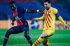 Koeman hopeful Barca's 'great future' persuades Messi to stay after PSG loss