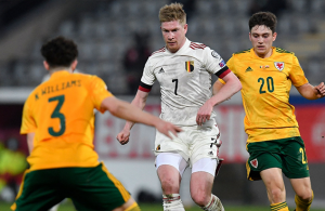 Belgium come from behind to beat Wales 3-1