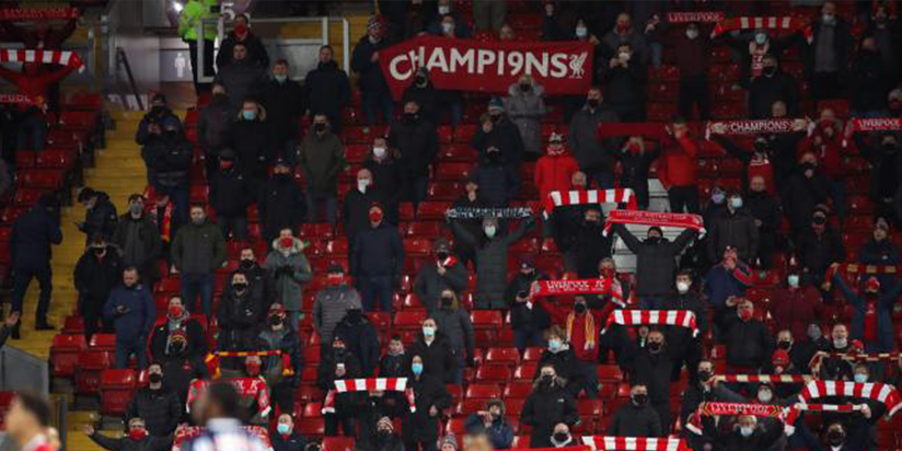 Premier League chief hopes fans can return by end of season