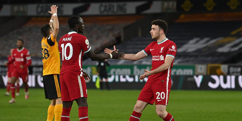 Jota returns to haunt Wolves with winner for Liverpool