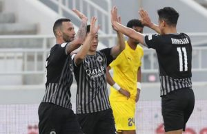 HH the Amir Cup: Al Sadd Book Semifinal Spot with 5-0 Win over Al Gharafa