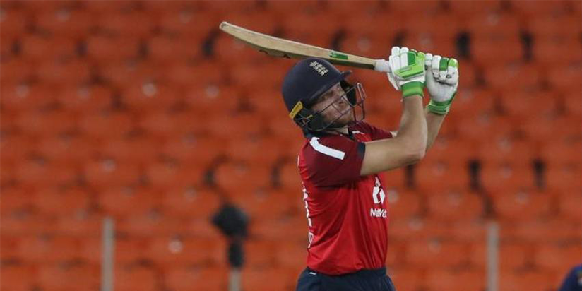 Brilliant Buttler guides England to T20 win over India