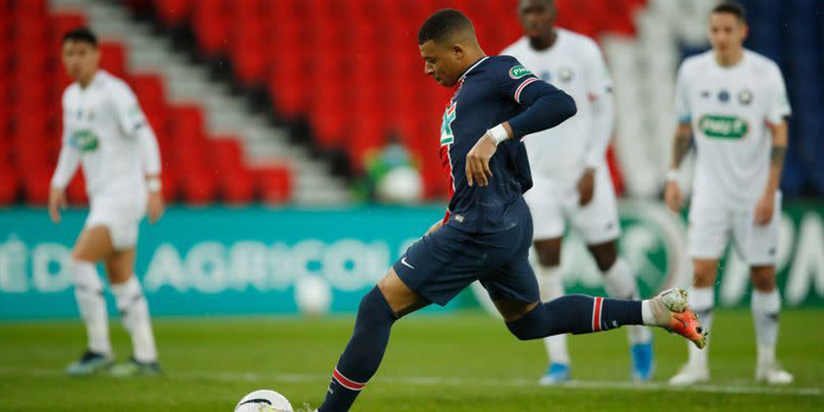 Icardi, Mbappe strike as PSG beat Lille to reach French Cup quarters