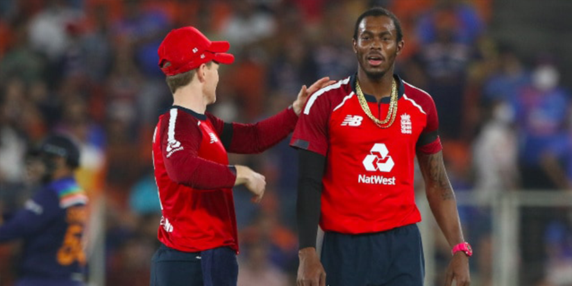 India v England: Jofra Archer & Jason Roy star in first T20 win