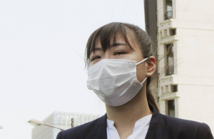 Japanese karate champion testifies she was bullied by official