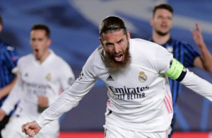 Real Madrid make light work of Atalanta to reach quarters