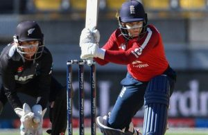 New Zealand v England: Tourists wrap up series with six-wicket win