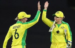 Australia won both the ODI and T20 series against New Zealand