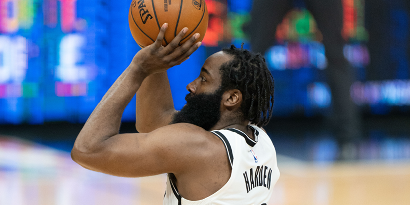 Nets G James Harden out indefinitely after injury setback