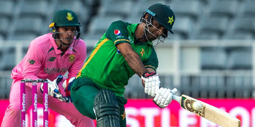 Pakistan's Fakhar Zaman scores sensational 193 in vain as South Africa set up ODI decider