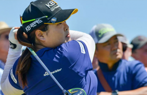 South Korea Inbee Park sets early pace in bid for Singapore treble