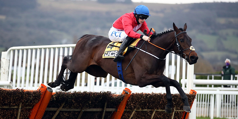 Horse racing-Ireland's Blackmore staying grounded amid Grand National hype