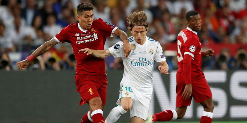 Soccer-Absence of fans will help Real Madrid against Liverpool: Benitez