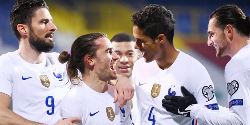 Griezmann strikes again as France labour to 1-0 win in Bosnia