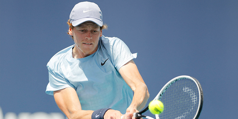 Sinner advances to Miami final by beating Bautista Agut