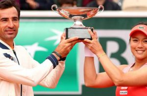 Mixed doubles back at French Open