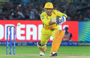 CSK captain MS Dhoni fined Rs 12 lakh for slow over-rate