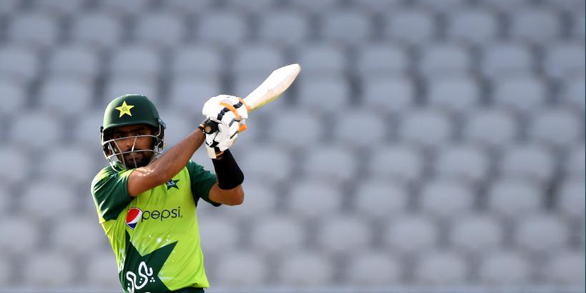 Babar smashes record-breaking 122 in Pakistan victory
