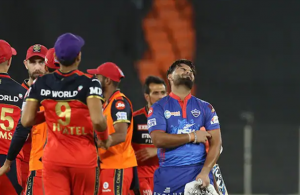 DC vs RCB, IPL 2021: Royal Challengers Bangalore Beat Delhi Capitals By One Run On Last Ball To Go On Top