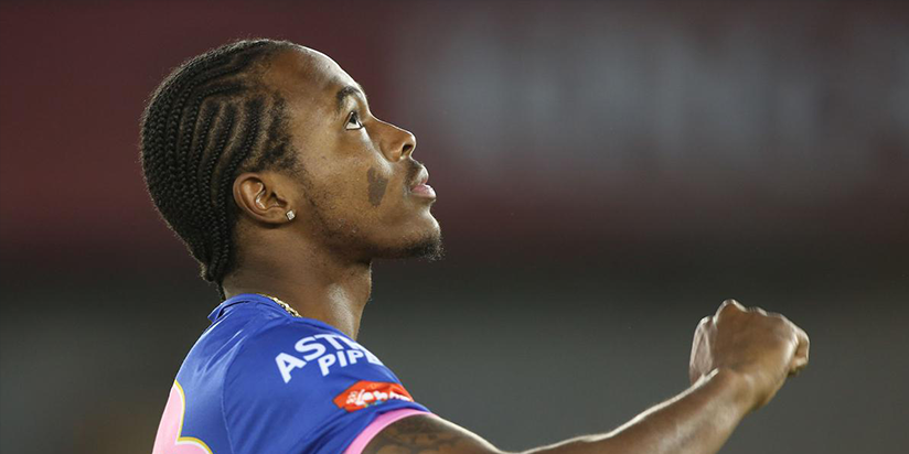 England fast bowler Jofra Archer ruled out of remainder of Indian Premier League